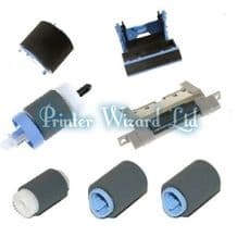 HP LaserJet 5200TN 5200DTN Paper Jam Repair Kit with fitting instructions