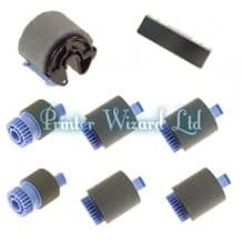 HP LaserJet 5500DTN 5500HDN 5550DTN 5550HDN Paper Jam Repair Kit with fitting instructions