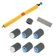 HP LaserJet LJ 4250TN 4250DTN Maintenance Roller Kit with Fitting Instructions
