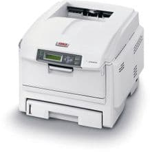 Oki C5650N A4 Colour Network Laser Printer 01212501 Low Page Count