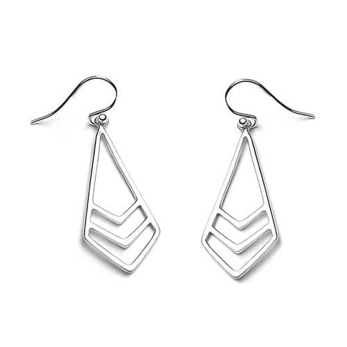 Chevron Shape Earrings