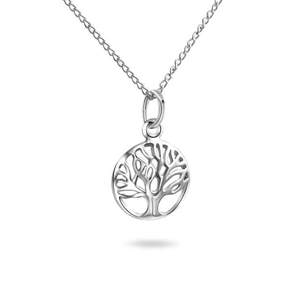 Domed Tree of Life Pendant