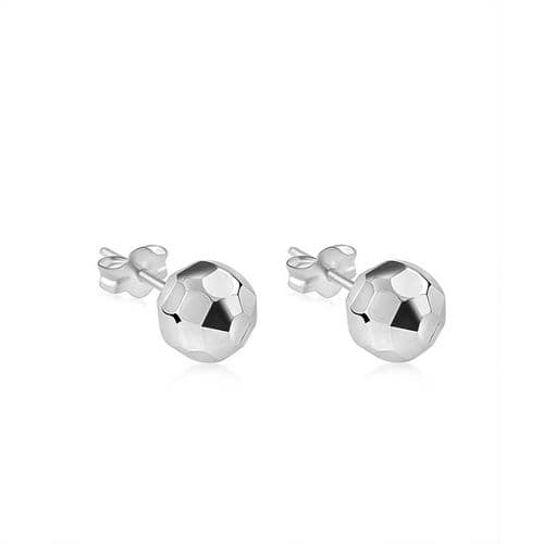 Faceted Ball Studs