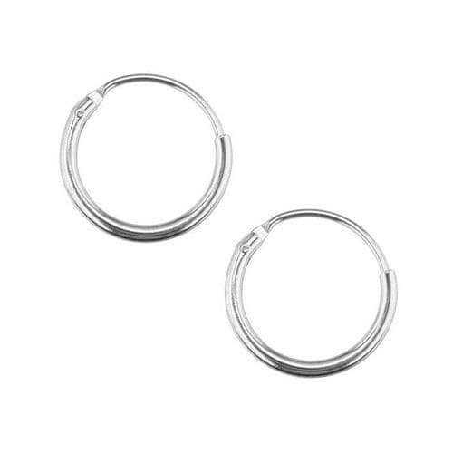 Hoop Sleeper Earrings