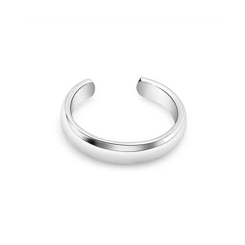 Plain Toe Ring band