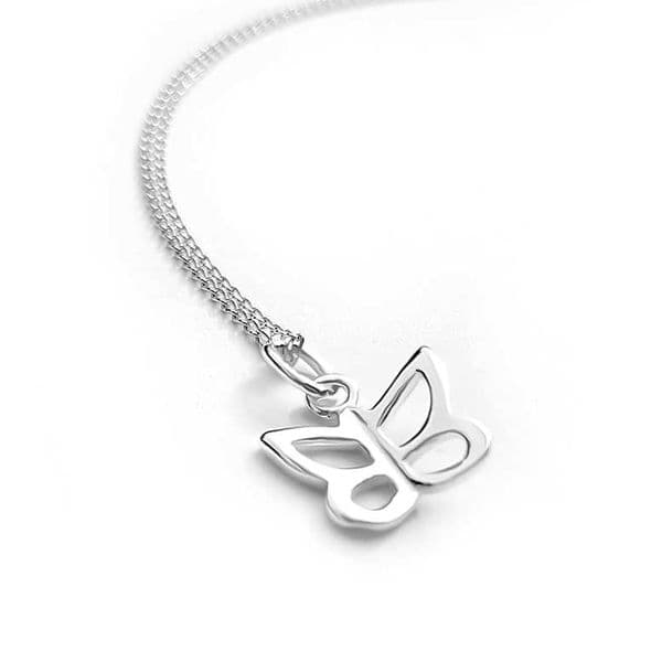 Small Butterfly Pendant