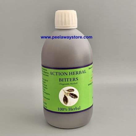 Action Herbal Bitters