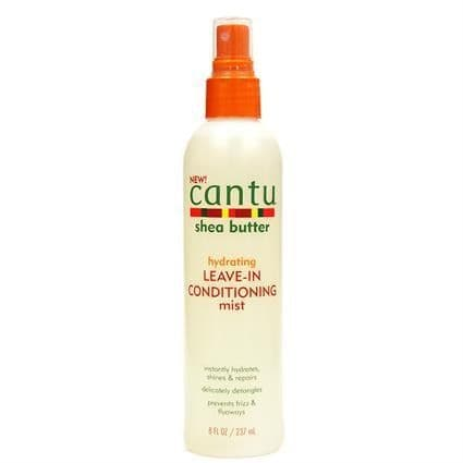 Cantu Shea Butter Hydrating Leave-In Conditioning Mist