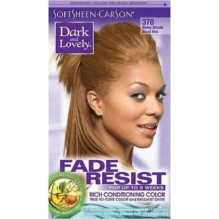 Dark and Lovely Fade Resist Rich Conditioning Color - Honey Blonde