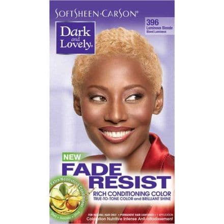 Dark and Lovely Fade Resist Rich Conditioning Color - Luminous Blonde