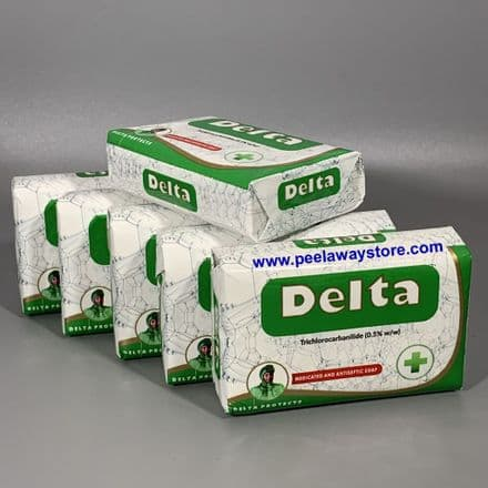 Delta Medicated And Antiseptic Soap