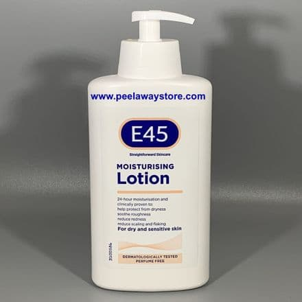 E45 Moisturising Lotion with Pump - 500ml