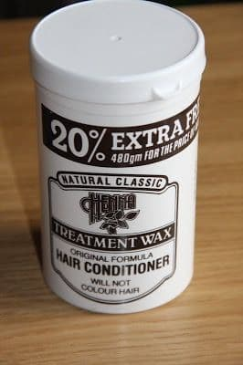 Natural Classic Henna Treatment Hair Conditioner