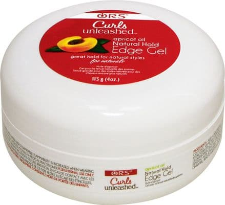 ORS Curls Unleashed Apricot Oil Natural Hold Edge Gel