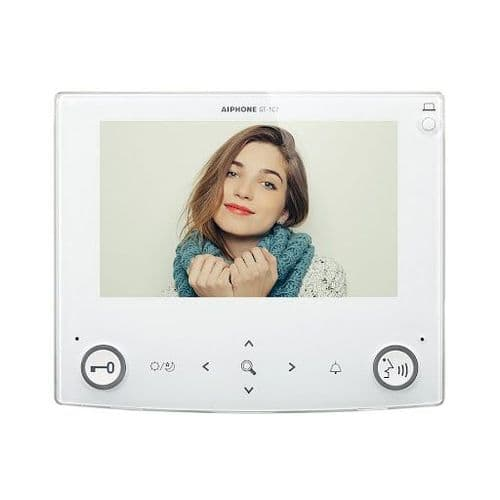 Aiphone VIDEO ENTRY MONITOR 7' Mast Statn HFree GT-1C7-L