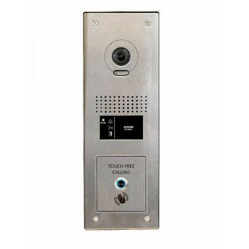 Aiphone VIDEO ENTRY PANEL COL GT 1WAY SS SURFACEGTN-1V/S/SS