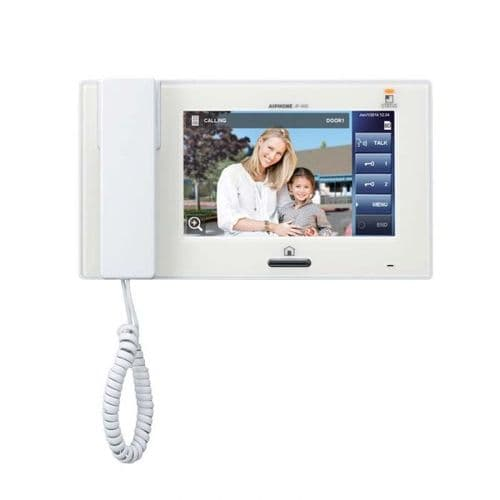 AiphoneVIDEO ENTRY MONITOR 7 Inch Sub Master JP-4HD