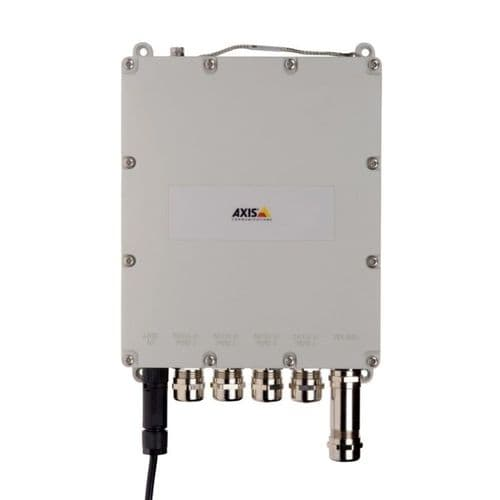 Axis  SWITCH UNMANAGED OUTDOOR 4 pr Poe Switch 01449-001