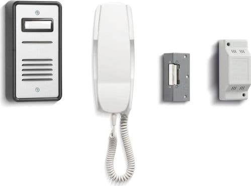 Bell System DOOR ENTRY AUD KIT 1 WAY AUD DR ENTRY 901N