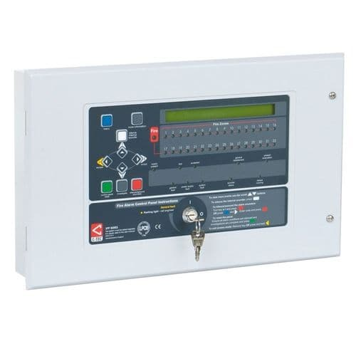 C-TEC   FIRE PANEL ADDR 1 LOOP 32Z CODE ENTRY XFP501/X