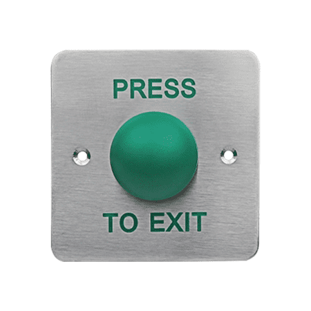 CDVI RTE-SSD Surface Green Dome Exit Switch RTE-SSD
