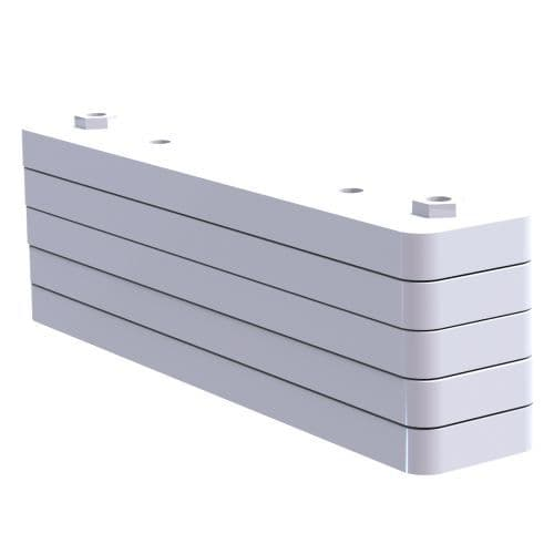 CQR INTRUDER White spacer SC570 Contact PK10 SC570/SPACER/WH