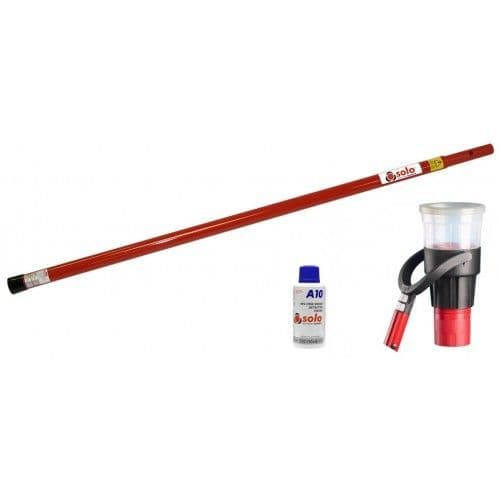 Detectortesters TEST FIRE 4m Smoke Kit SOLO808-001