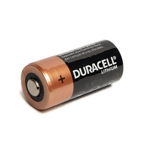 DURCELL CR123 3v Lithium Battery