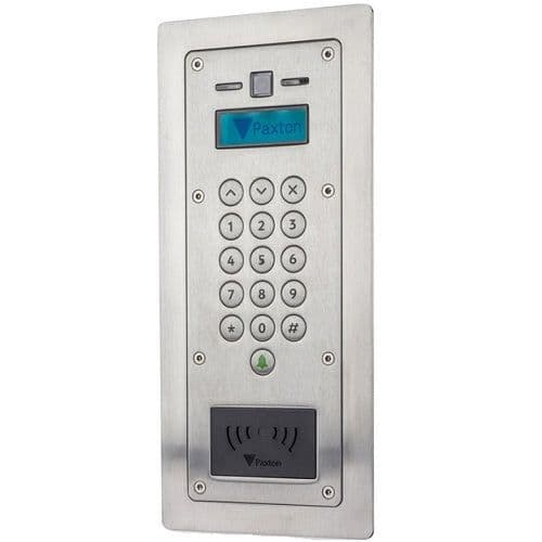 PAXTON VIDEO ENTRY IP VR Flush Mount Panel 337-500