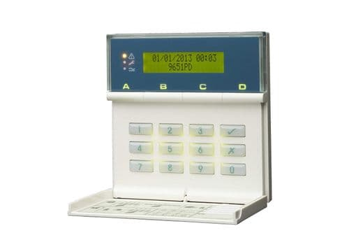 Scantronic 9943EN LCD Remote Keypad with Proximity