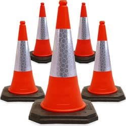 Signs/Cones/Barriers