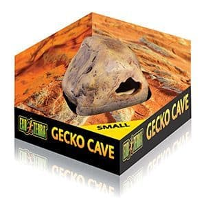 ExoTerra Gecko Cave - Small, Medium or Large