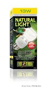 ExoTerra Natural Light Compact 13w and 25w
