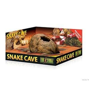 ExoTerra Snake Cave - Medium or Large