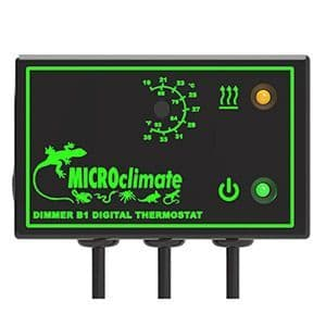 Microclimate Dimmer B1 Black or Green 600W