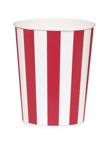 4 Small Popcorn Buckets