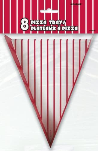 8 Pizza Paper Tray