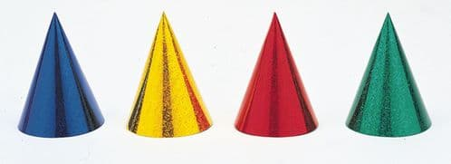 8 Prismatic Hats Assortment 8's