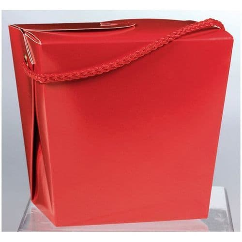 Apple Red Pail Quart 11cm