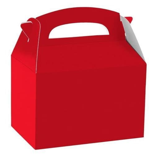Apple Red Party Box