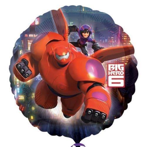 Big Hero 6 Standard Foil Balloon