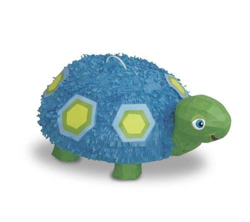 Blue Turtle 3D Pinata