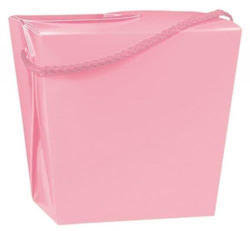 Bright Pink Quart Pail 11cm h