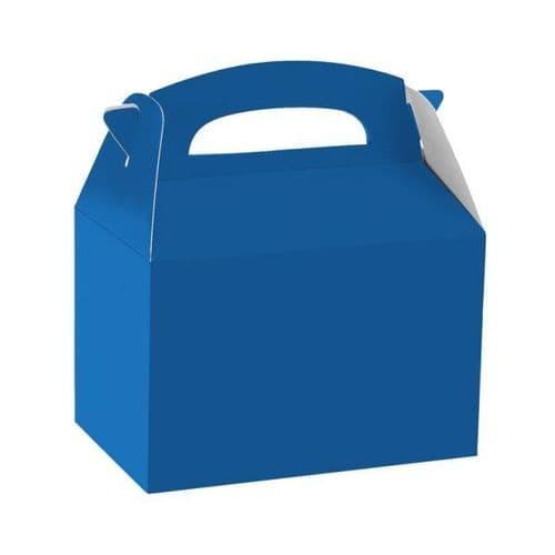 Bright Royal Blue Party Box