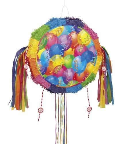 Brill Balloons Drum Popout Pinata