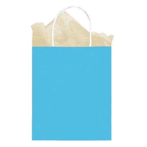 Caribbean BlueMedium Gift Paper Bags