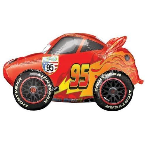 "Cars AirWalker Foil Ballloon 41"" x 27"""