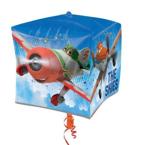 "Cubez Disney Planes Foil Balloon 15"""