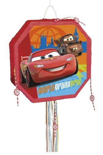 "Disney Cars Popout Pinata 17"""