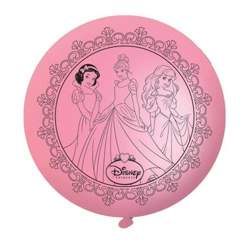 Disney Princess Latex Punch Balls Balloons 4 Per pack